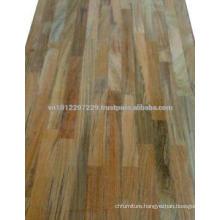 Teak Laminated board / pane l/ worktop / Counter top / table top