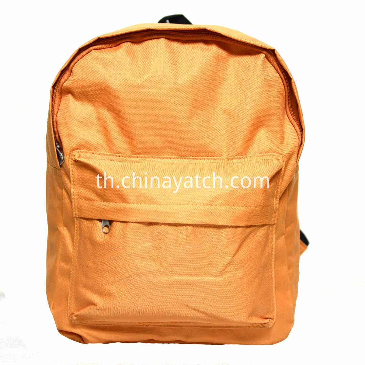 ORANGE Multiple Color 600D Backpack without Lining