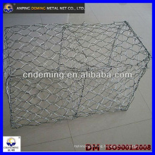anping DM hot dip galvanized gabion box for sale