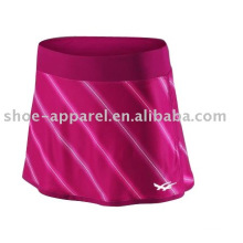 New brand cheap polyester tennis skirts sample available