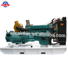 O fornecedor chinês r6113zld turbocharged a água trifásica da CA refrigerou geradores 150kw