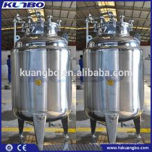 Réservoirs de stockage d'eau en acier inoxydable Réservoir de bière lumineux