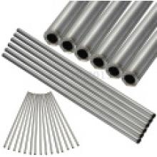 Tubulação quadrada galvanizada / tubulações redondas / tubo de aço inoxidável do retângulo e tubos Escolha do fornecedor