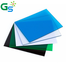 Strong Transparent Clear Fireproof Plastic Material 3mm Polycarbonate Solid Sheet Price
