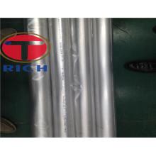 Tubulações de aço inoxidável sem emenda feitas sob encomenda para o transporte fluido GB / T 14976