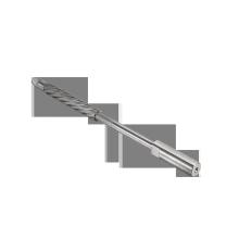Roda de extrator eletroplada
