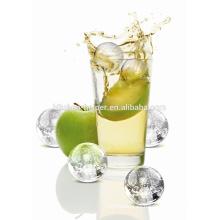 Molde de bola de hielo de silicona Disfrute de bebidas heladas durante horas - Garantía de por vida