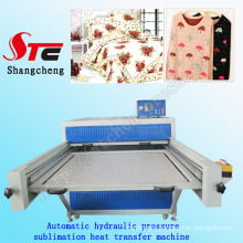 Automatic Hydraulic Pressure Sublimation Heat Press Machine 120*150cm Oil Pressure Sublimation Heat Transfer Machine Stc-Z01