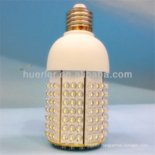 Huerler Lighting manufacturer e26/e27/b22 10w 11w 12v/24v 100-240v dimmable solar powered marine lights
