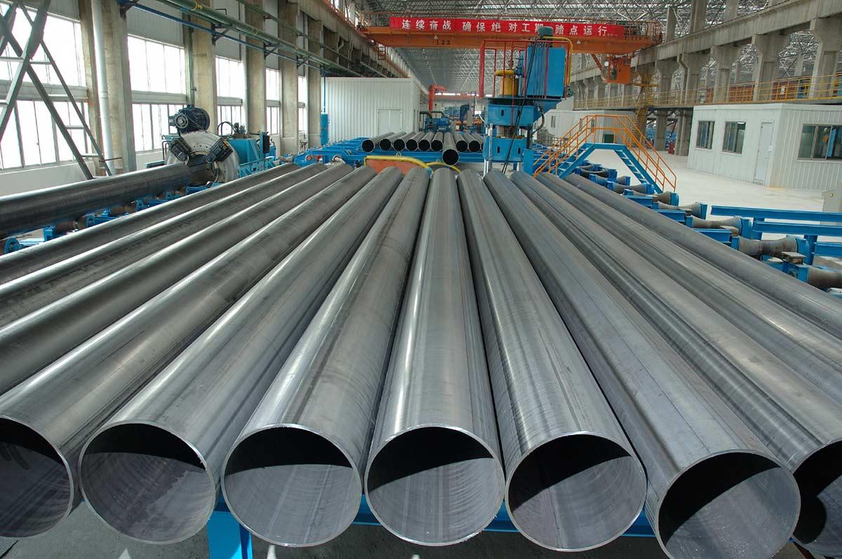 ERW Pipe Production