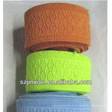tejer cinta elástica de alta técnica