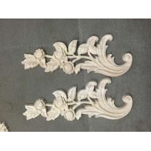 appliques et onlays de sculpture sur bois