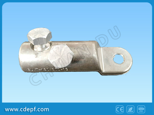 Bolt Type Aluminum Alloy Cable Terminal