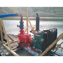 Mehrstufige stationäre Diesel Wasserpumpe