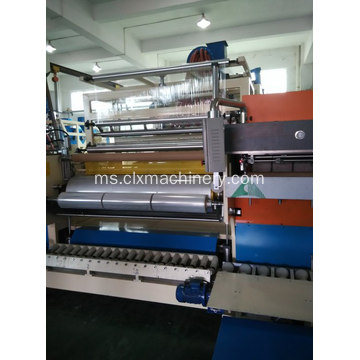 Stabil Dikemaskini 1.5M Stretch Film Machinery