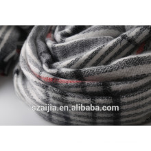 Nouvelle écharpe en acrylique pashmina pour hommes design