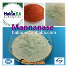 Livraison rapide (5000-20000U / g) Mannanase