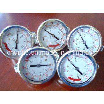 Pressure Gauge Water Meter Accessories for Water Treament Plant