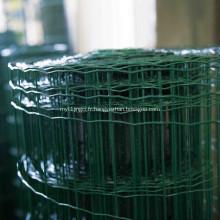 Treillis métallique hollandais enduit de PVC
