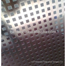 perforated metal mesh/ punching hole mesh / performated metal sheet