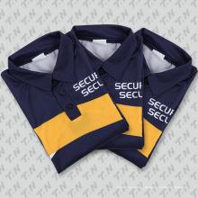 Kundenspezifisches Polo-Hemd-langes Hülsen-Polo-Hemd