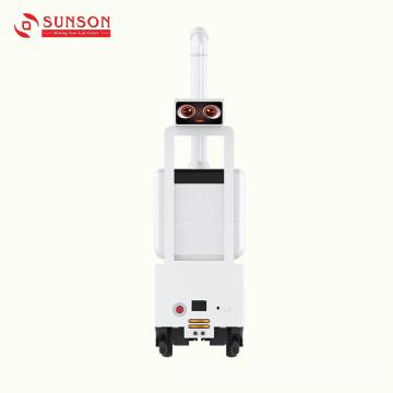 Antimicrobial Mist Spray Robot