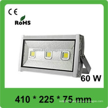 High power 60w flood light, led flood outdoor lamp