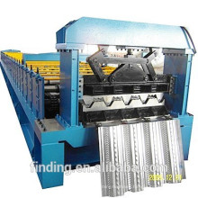 Full Automatic Floor Decking Roll Forming Machine