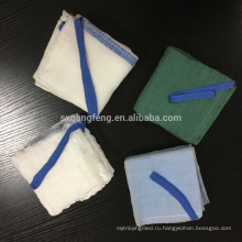 Медицинская предварительно промытая губка для хирургического использования