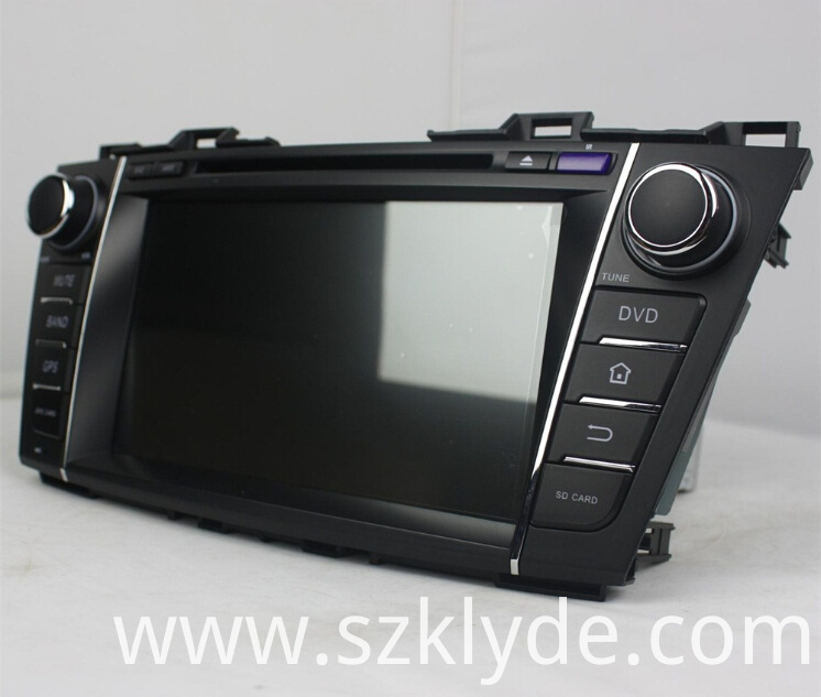 Car Multimedia Player Mazada 5 & Mazada Premacy