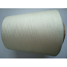 Recycled Polyester Tencel G100 Blenched Yarn