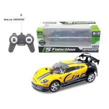 Juguetes teledirigidos del coche de 5 canales con la batería del cambiador