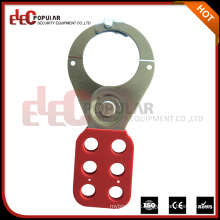 "1.5"" Steel Lockout Hasp with Diameter Jaws"