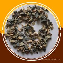 Bursite calcinada de grau metalúrgico com fornalha rotatória