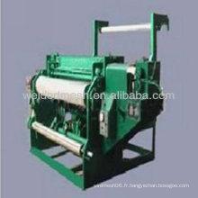 Machine à mailles métalliques soudées pour haute qualité