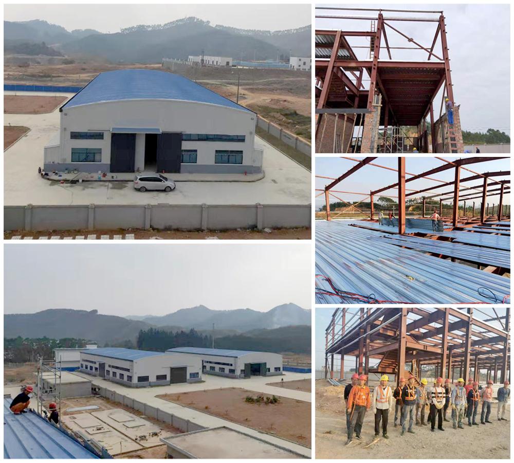 Metal Steel Structure Factory