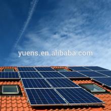 Type de support de panneau solaire Système de support de toit PV