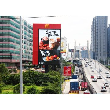 P6 Full Colour SMD Outdoor Billboard LED Display