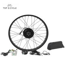 Kit eléctrico 2017 del ebike de la bicicleta del neumático gordo de la batería de la venta caliente de Samsung