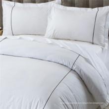 Venta al por mayor nuevos productos bordado cama conjuntos para el hotel (WS-2016313)