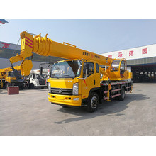12 тонн использованный автокран для продажи Сингапур