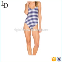 2017 new arrival wholesale one piece swimwear for custom swimsuit