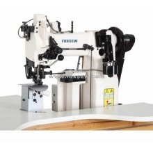 Single Needle Lockstitch Post Bed Machine for Finishing Armholes