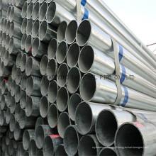 Tube en acier galvanisé Taille: 48.3mm