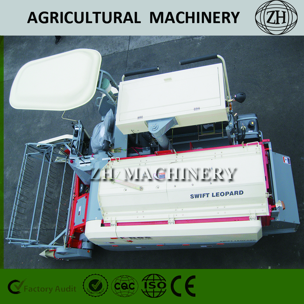 Good Quality Agriculture Combine Harvester Machine