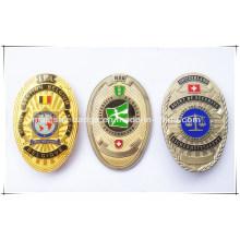 3D Souvenir Medal & Promotion Badge