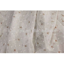 Chiffon de Crepe impresso seda do falso para o vestido da senhora