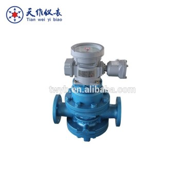 Engine Oil Flow Meter for Marine Shipping Industry