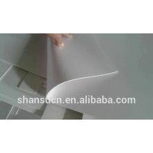Placa imprimível da espuma do PVC branco para o sinal, placa impermeável da espuma do pvc