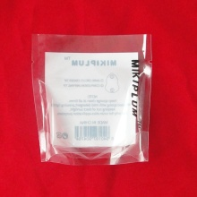 OPP Plastic Printing Packaging Bag for Cosmetic Powder Puff